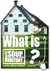 Smallest Soup Factoryのご紹介